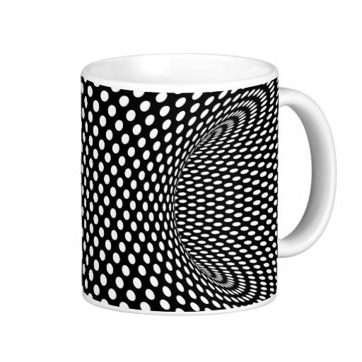 Optik illüzyon fincanı