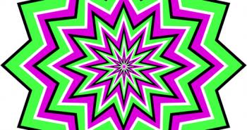 Hareket eden renk illüzyonu