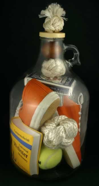 imkansız şişeler